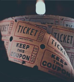 チケット制のイメージ