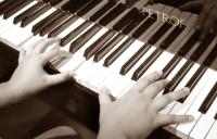 ピアノで表現